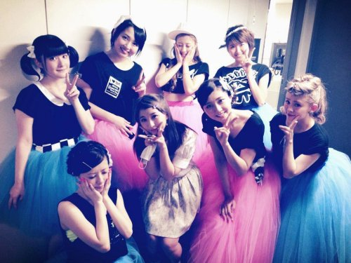Berryz Koubou and its loyal fan
