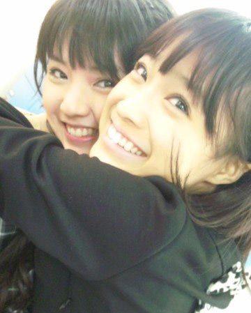 Michishige Sayumi, Kamei Eri, blog-149252