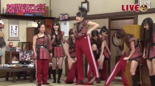 Sayasshi jumping!
