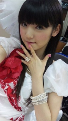 First ever picture Sayu posted on her blog (Feb 2010)